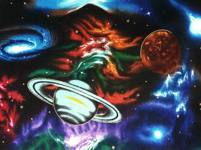 32. Space Planets Galaxy
